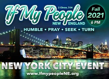 if my people - NYC - New York City - 5x7