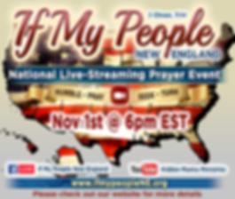 if my people 2020 - livestreaming - Nov