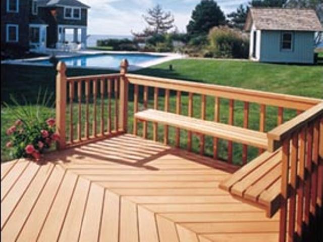 Thorson Construction Decking