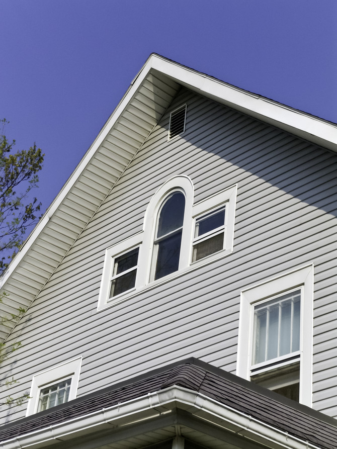 The importance of siding on your home.