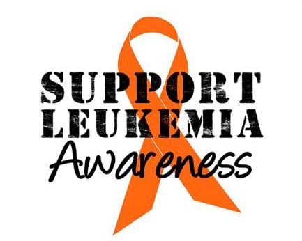 September is Leukemia Awareness Month.