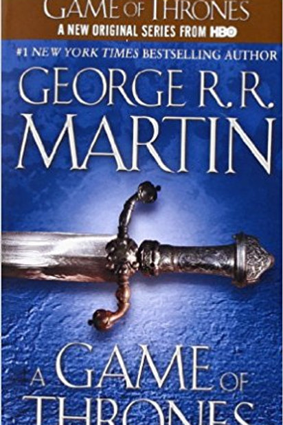 A Song of Ice and Fire Book 1: A Game of Thrones by George R.R. Martin