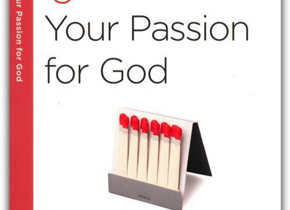 40 Minute Bible Studies: Ignite Your Passion for God