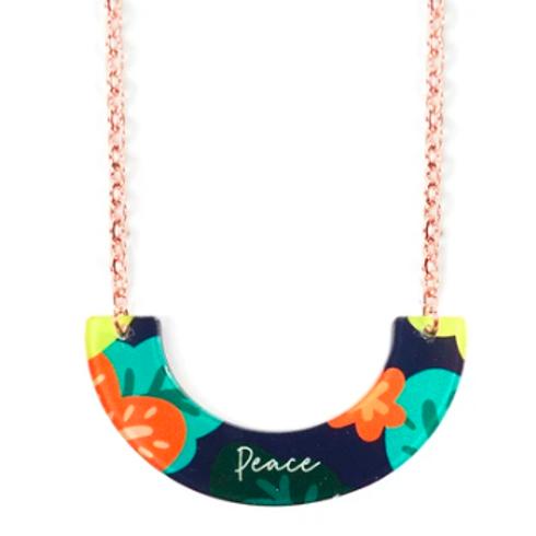 Peace (U-Shape Necklace)