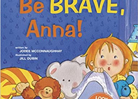 Be Brave, Anna Story + Activity Book