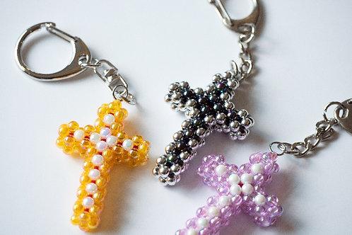 Cross - Keychain