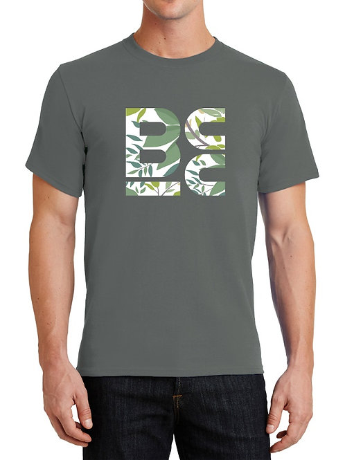 BCC Grey with Forest Logo - 1 Tee