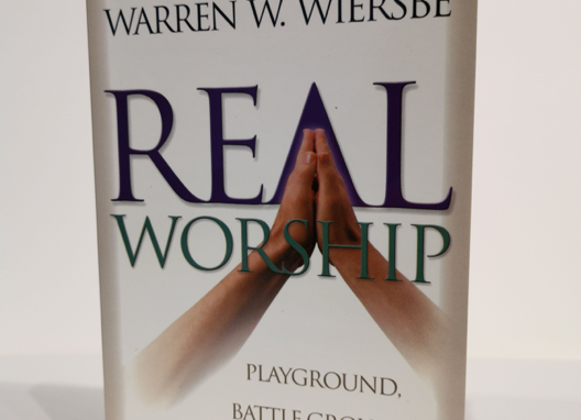 [Pre-loved] Real Worship: Playground, Battleground, or Holy Ground?