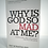 Thumbnail: [Pre-loved] Why is God so Mad at Me? Dispelling the Lies Many People Believe