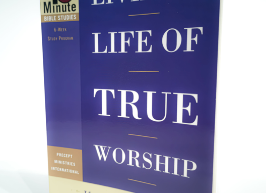 [Pre-loved] Living a Life of True Worship