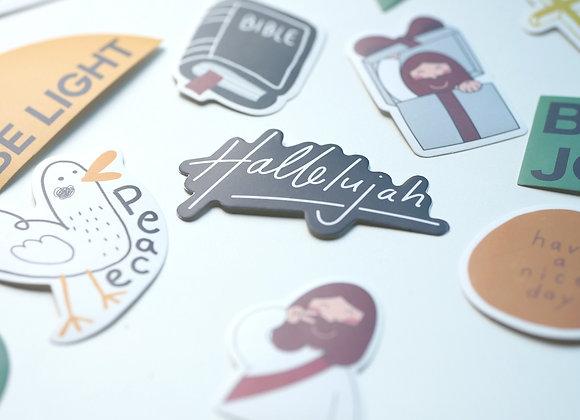 Assorted Sticker Pack (randomly packed)