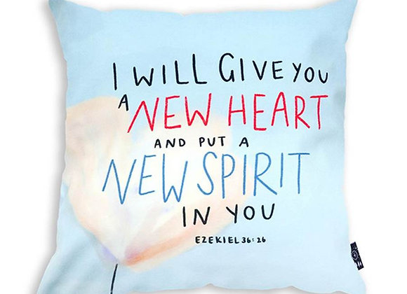 New Heart New Spirit (Cushion Cover)