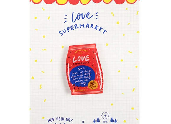 Love Chocolate {LOVE SUPERMARKET}