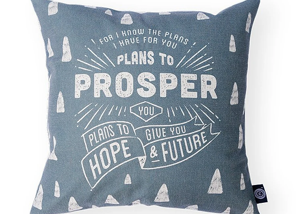 Plans To Prosper You {Cushion Cover}
