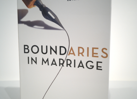 [Pre-loved] Boundaries in Marriage