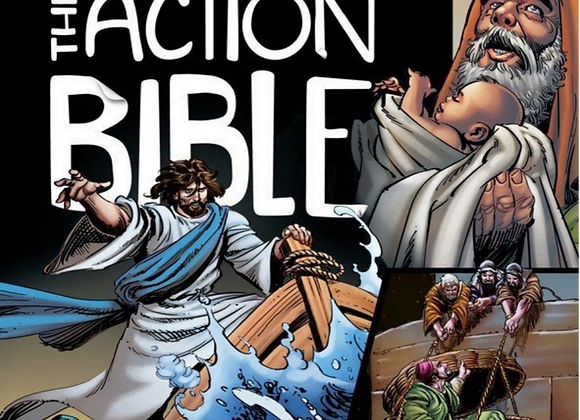 The Action Bible, Updated