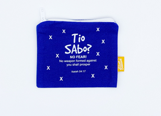 The Super Blessed Coin Pouch, Cloth - Tio Sabo