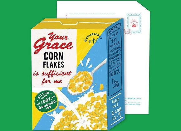 Grace Cereals (LOVE SUPERMARKET Card)