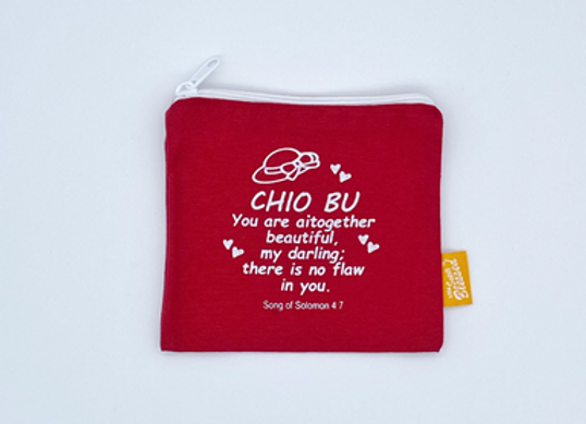 The Super Blessed Coin Pouch, Cloth - Chio Bu