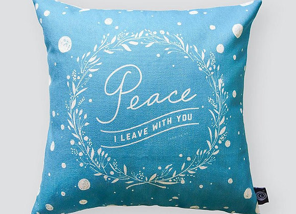 Peace I Leave With You (Cushion Cover)