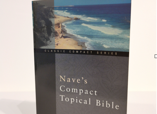 [Pre-loved] Nave's Compact Tropical Bible