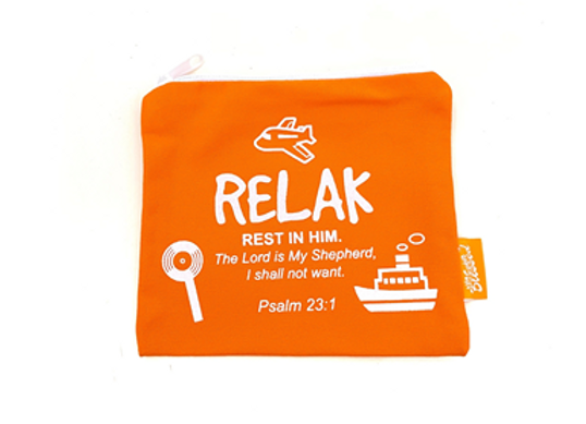 The Super Blessed Coin Pouch, Cloth – Relak