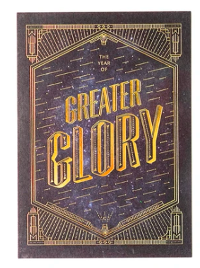 The Year Of Greater Glory