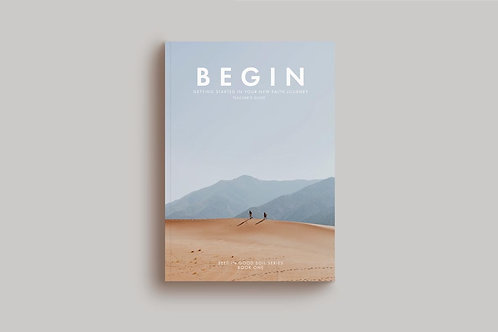 Begin - Teacher Copy