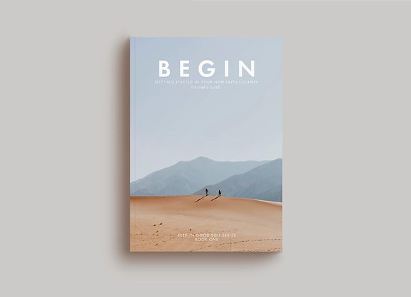 Begin (Teacher's Guide)