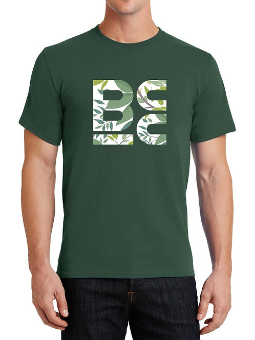 BCC Green with Forest Logo - 1 Tee