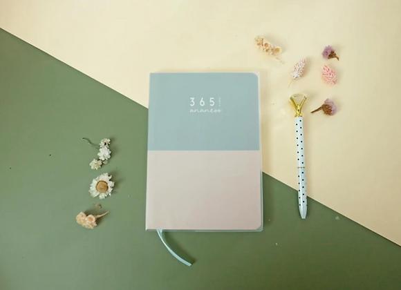 Mori – 365 Planner Ananeoō (a greek word; verb: to renew)