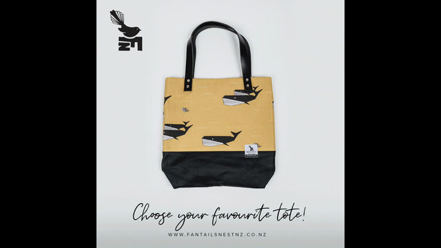 NEW! Handmade leather totes! Choose your favourite!