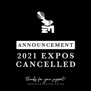 All 2021 expos cancelled
