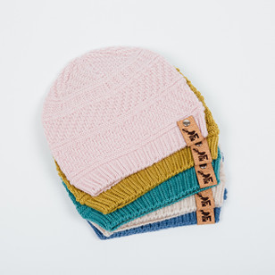 Merino knit beanies have arrived! Baby, toddler, child & adult sizes!
