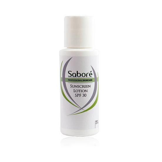 Saboré Sunscreen SPF 30