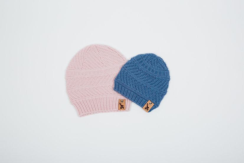 Merino Knit Beanie – Baby/Toddler/Child
