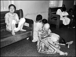 Women in the ward