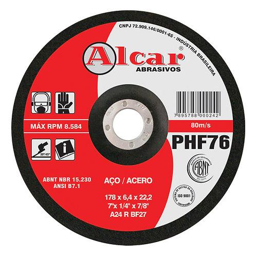 Disco de Desbaste PHF76