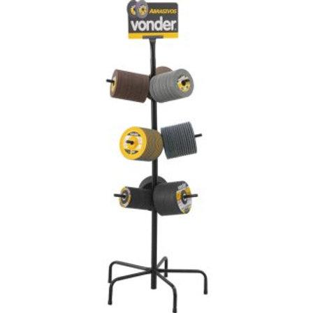 Expositor para discos de corte e rebolos VONDER