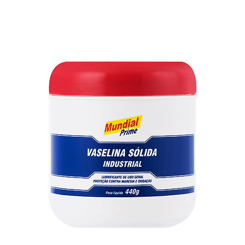 Vaselina Sólida Industrial 400g / 90g