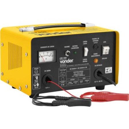 Carregador de Bateria CBV 950 127 V~ / 220 V~