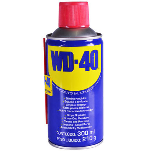 Lubrificante 300Ml Wd40