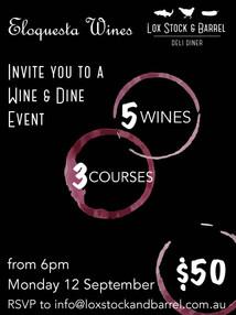 graphic design   print & digital event flyer