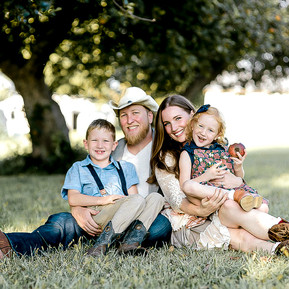 The Family Behind Historic White Oak Farm
