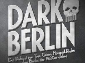 Zu hören als Ernestine Darkowitsch in der ersten Staffel der True Crime Hörspielreihe DARK BERLIN