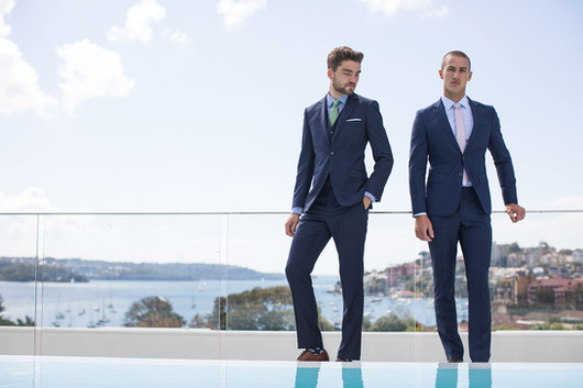 Oxford Clothing | Suiting Campaign