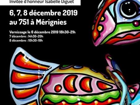 Mérignies'Art - Expo vente