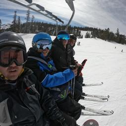 Mammoth Ski Lifts