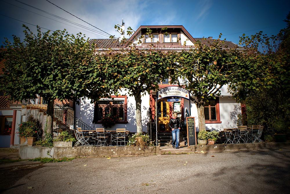 Aubergedes deux Châteaux