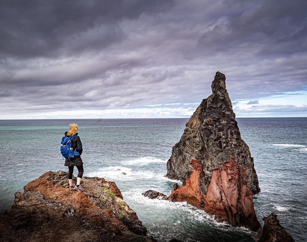 Hike Ponta de São Lourenço, Madeira